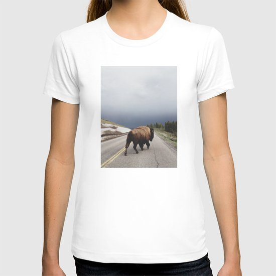 Street Walker T-shirt