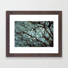 Twinkle Framed Art Print
