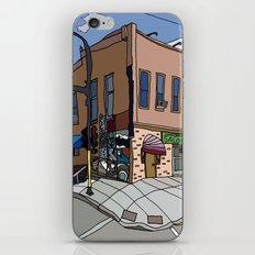 331 Club, Jon Oulman Salon, Modern Cafe - Minneapolis iPhone & iPod Skin