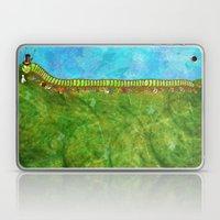 Caterpillar Shoe Fetish Laptop & iPad Skin