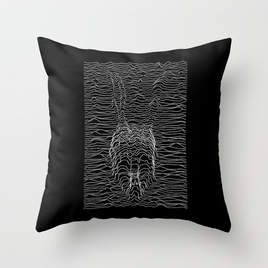 Frank Division Throw Pillow
