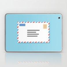 #46 Airmail Laptop & iPad Skin