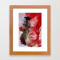 Geisha's Delight Framed Art Print
