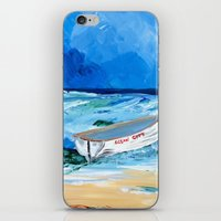Ocean City Summer iPhone & iPod Skin