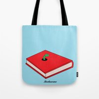 Bookworms Tote Bag