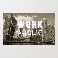 WORKaholic Rug