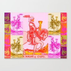 Knights Be Knighting Canvas Print