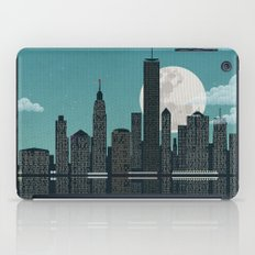 New York City iPad Case