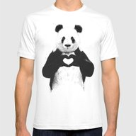 T-shirt featuring All You Need Is Love by Balazs Solti