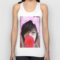 Psychedelic Unisex Tank Top
