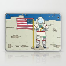 Moon Astronaut 1969 Laptop & iPad Skin