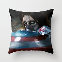 I Don't Know You Throw Pillow