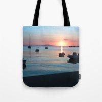 Little Port - Croatia Tote Bag
