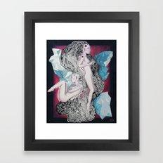 Bipolar Disorder Framed Art Print