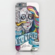 Día de Muertos ANALOG zine iPhone 6 Slim Case