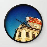 Freia Wall Clock