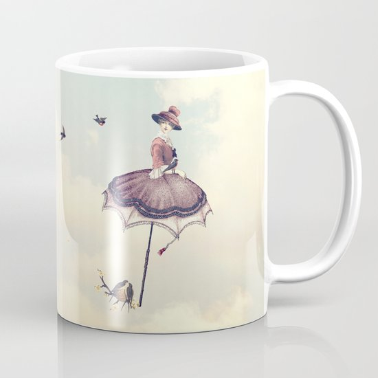 Spring Lady Mug