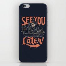 See You iPhone & iPod Skin