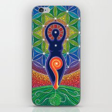 Goddess of the World iPhone & iPod Skin