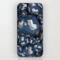 Duck Clouds iPhone & iPod Skin