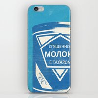 Condensed Milk (Sgushche… iPhone & iPod Skin