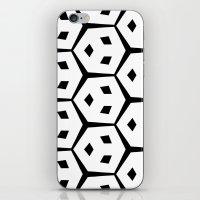 Van Trijp Black & White … iPhone & iPod Skin