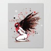 Dominance Canvas Print