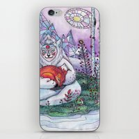 Fox Spirit iPhone & iPod Skin
