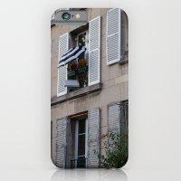 Parisian Awning iPhone 6 Slim Case