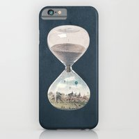 There's A City Where Time Stopped Long Ago iPhone 6 Slim Case