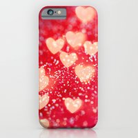 iPhone & iPod Case featuring Be My Valentine by Beth - Paper Angels Photography