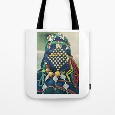 Dotted Tribe Tote Bag