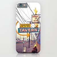 iPhone & iPod Case featuring Chicken to go by Vorona Photography