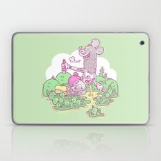 island paradise Laptop & iPad Skin