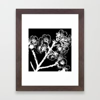 Cherry Blossom #3 Framed Art Print