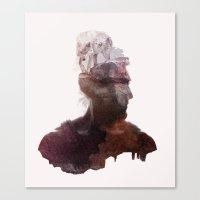 Inner wildness Canvas Print