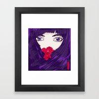 Wonderland ワンダー�… Framed Art Print