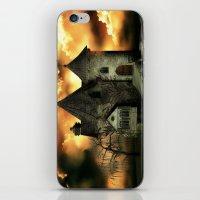 Stranded Manor iPhone & iPod Skin