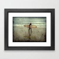 Mal Framed Art Print