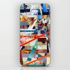 Gwenola (stripes 24) iPhone & iPod Skin