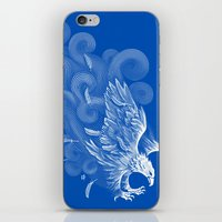 Windy Wings iPhone & iPod Skin