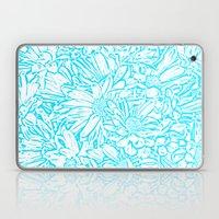 Daisy Daisy in Southwest Turquoise Laptop & iPad Skin