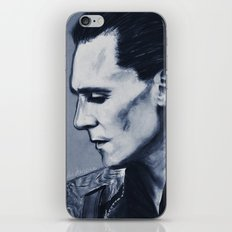 whenever your world starts crashing down iPhone & iPod Skin