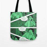 Have You Tried Turning I… Tote Bag