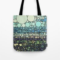 Beach Rounds Tote Bag