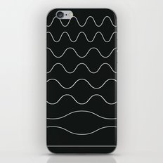 between waves iPhone & iPod Skin