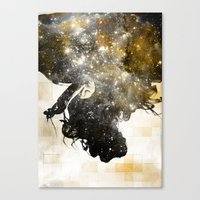 Autumn in the Universe Canvas Print