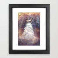 nebulae Framed Art Print