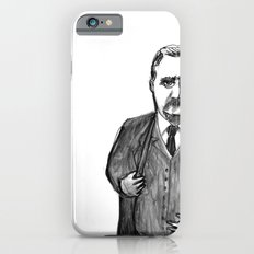 Theodore Roosevelt Did All the Things. iPhone 6s Slim Case
