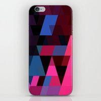 Color Story - Electric iPhone & iPod Skin